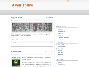 Akyuz screenshot