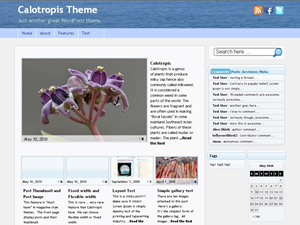Calotropis screenshot