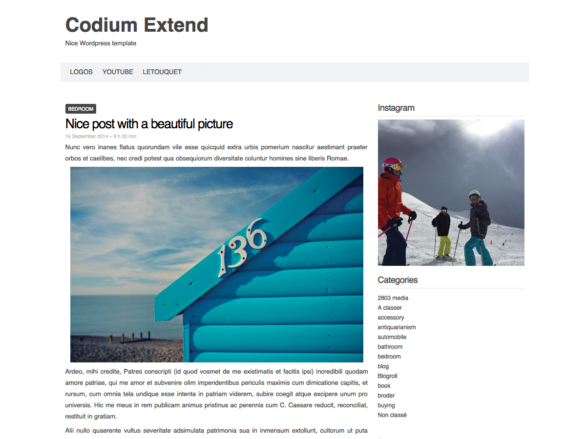Codium Extend screenshot