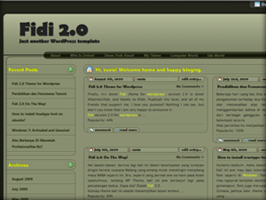 Fidi-2 screenshot