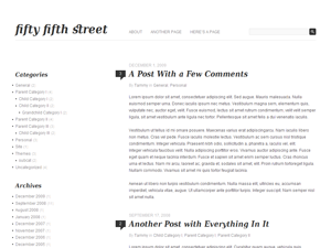 Fifty Fifth Street screenshot