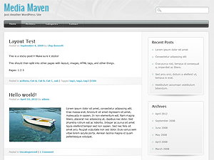 Media Maven screenshot