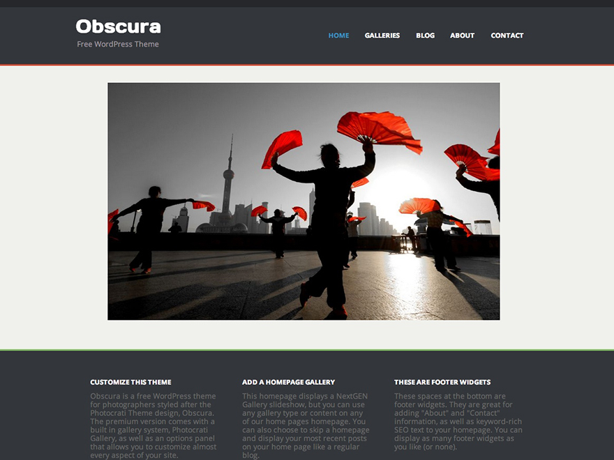 Obscura screenshot