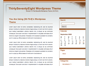 ThirtySeventyEight screenshot