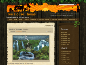 Tree House screenshot