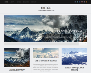 Triton Lite screenshot