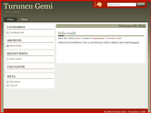 Turuncu Gemi screenshot