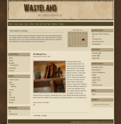 Wasteland screenshot