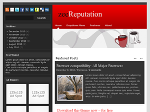 zeeReputation screenshot