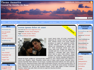 Annarita screenshot