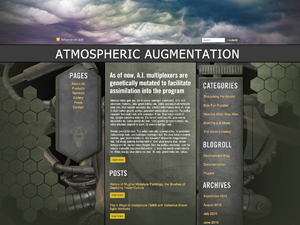 Atmospheric Augmentation screenshot