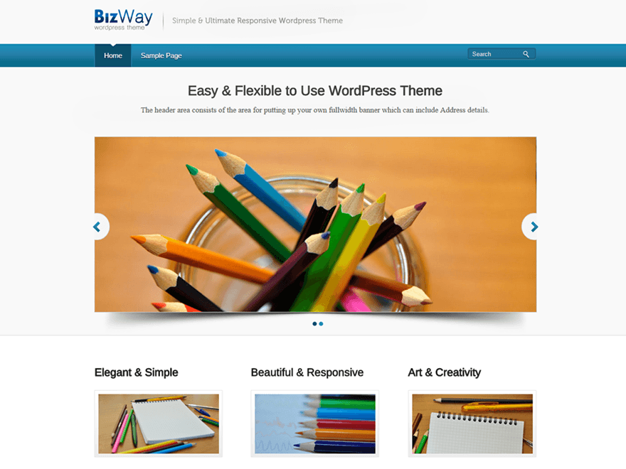 BizWay screenshot