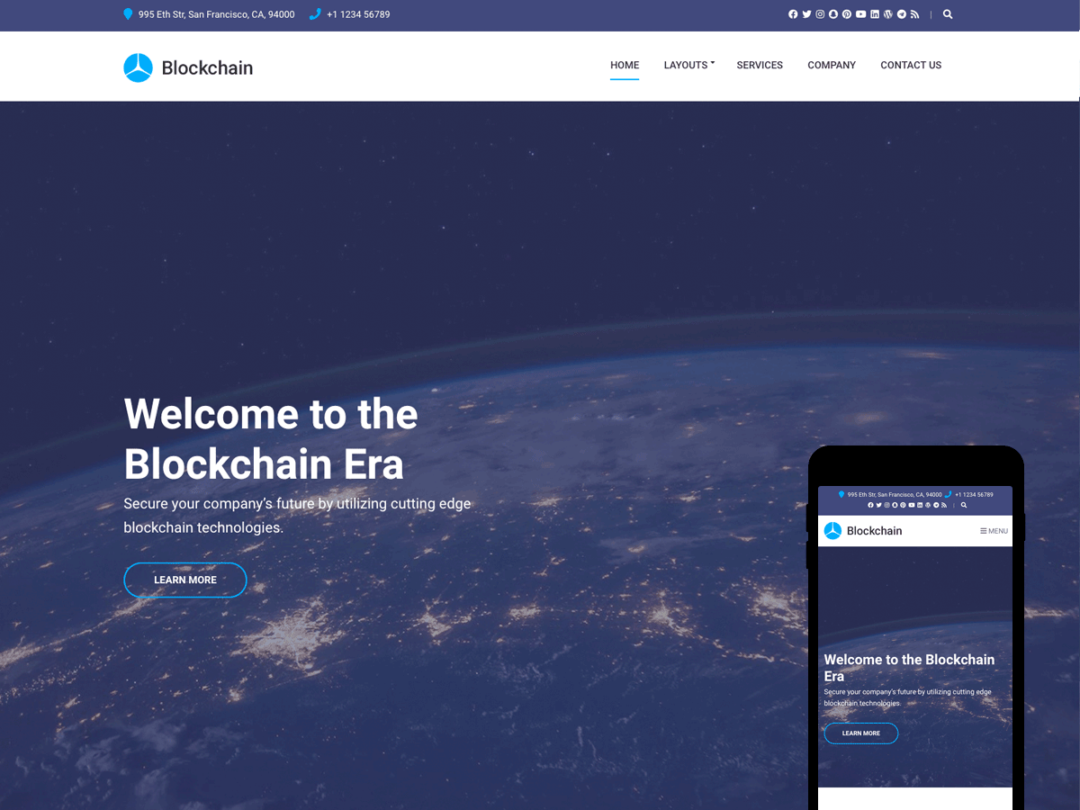Cryptocurrency – EnvoThemes