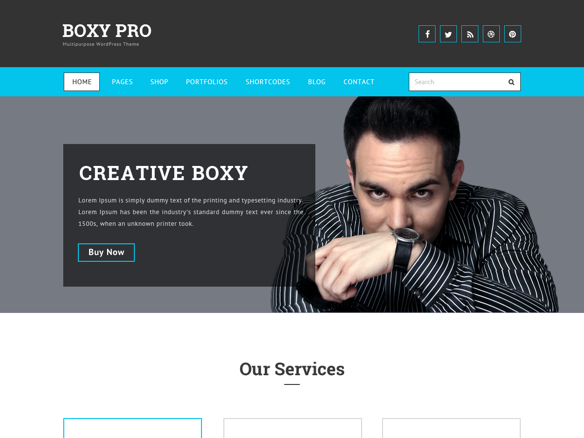 Boxy screenshot