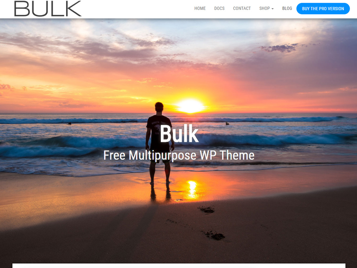 Top 35+ Free Bootstrap WordPress Themes 2019 24