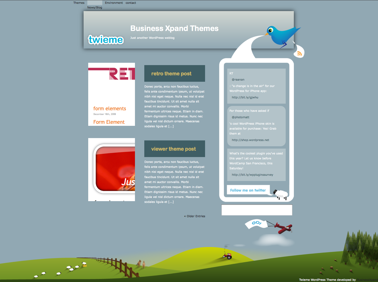 BusinessXpand_twieme screenshot