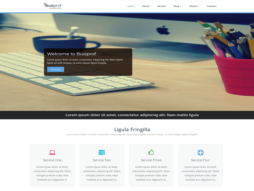 Top 30+ Best Free WordPress Business Themes in [sigma_current_year] 25