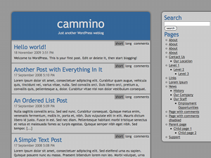 cammino screenshot