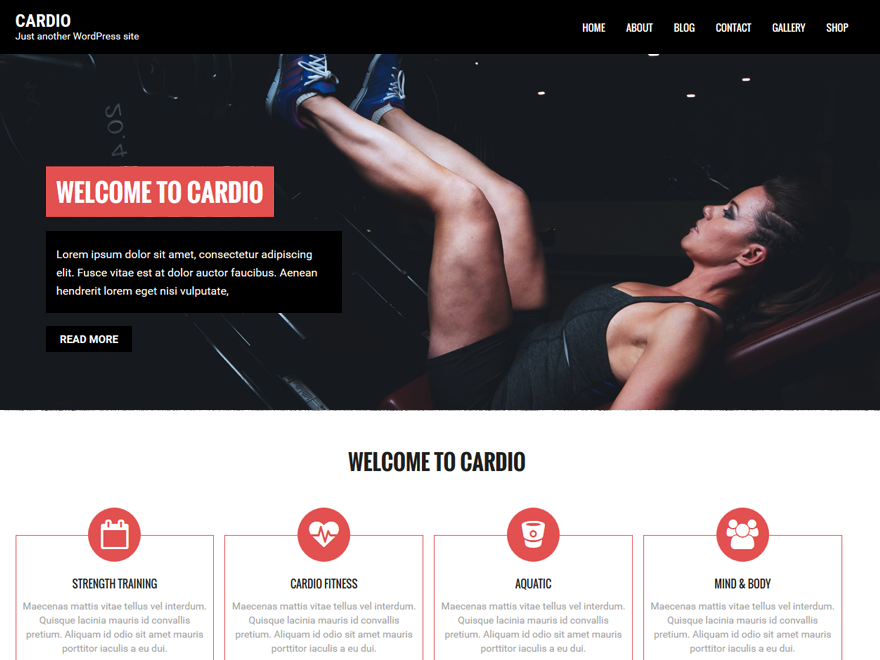 25+ Free Medical WordPress Themes 2019 12