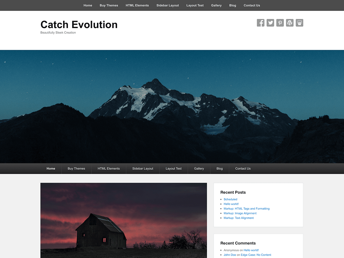 Catch Evolution screenshot