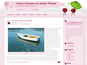 Cherry Dreams screenshot