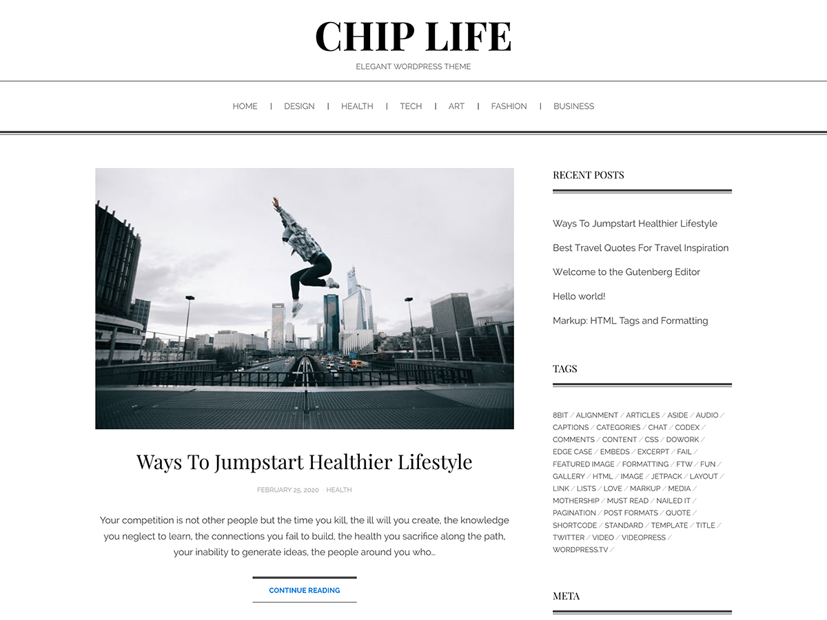 Chip Life screenshot