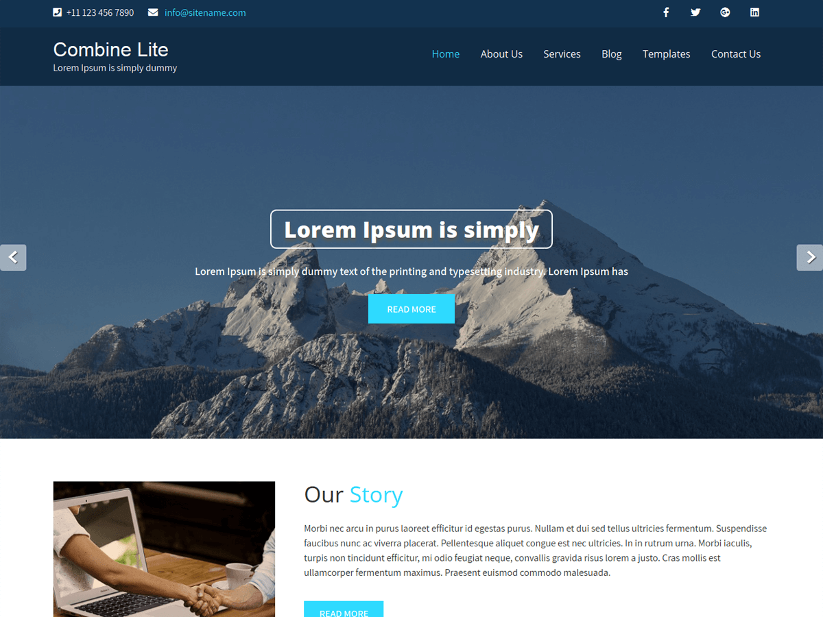 Free WordPress themes | GORILLU