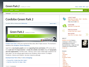 Cordobo Green Park 2 screenshot