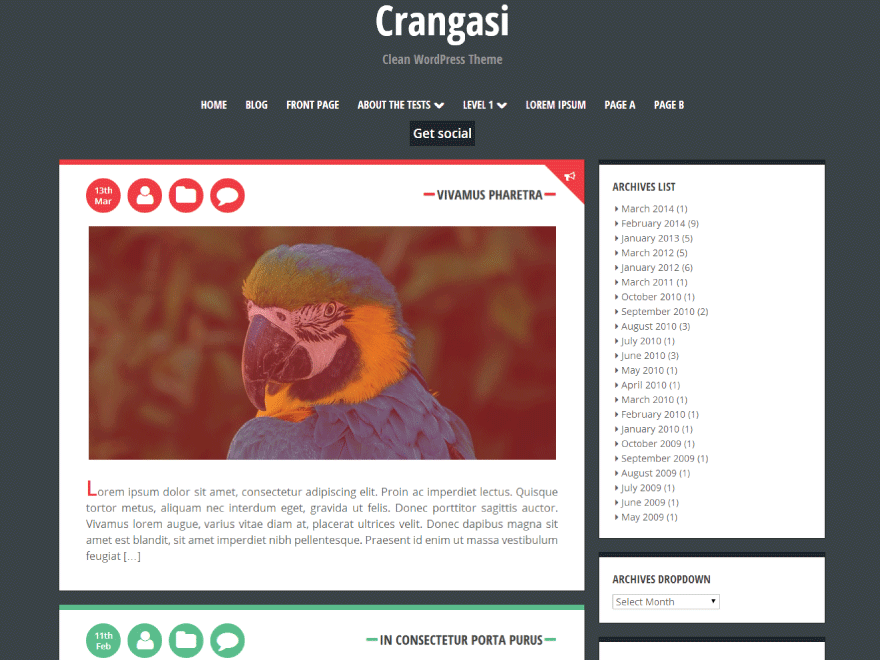 Crangasi screenshot