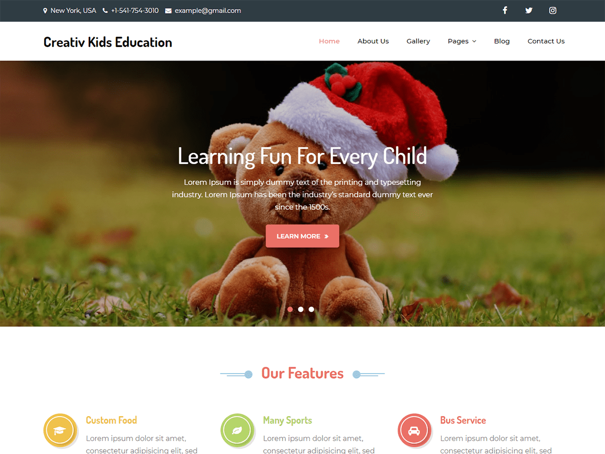 Creativ Kids Education
