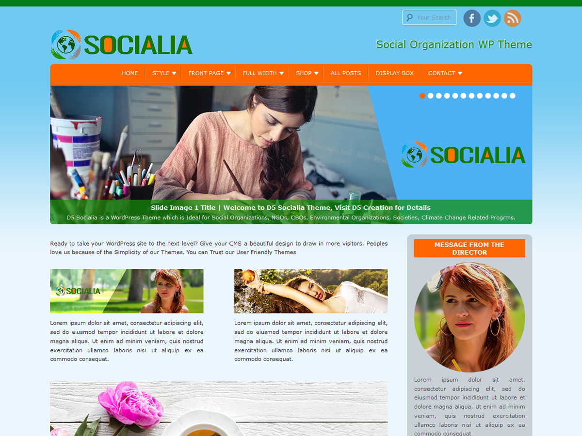 D5 Socialia screenshot