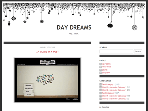 Daydreams screenshot