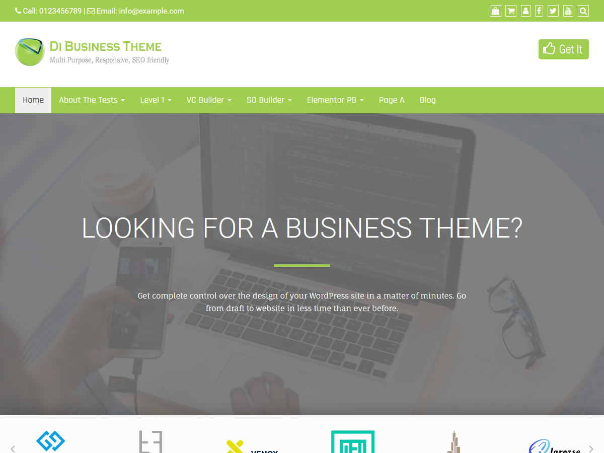 Free elementor WordPress Themes 2018 - FreeThemes4WP