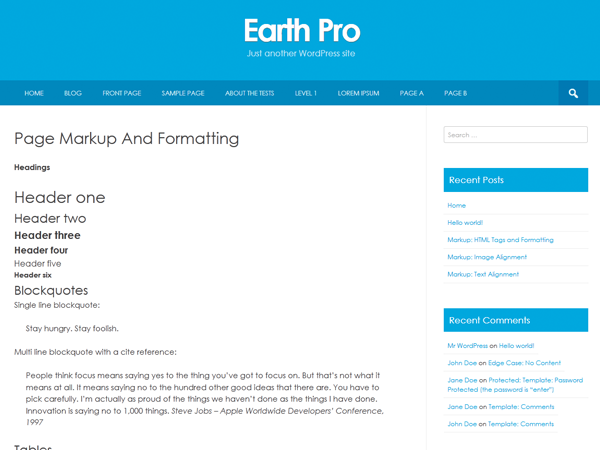 Earth Pro screenshot