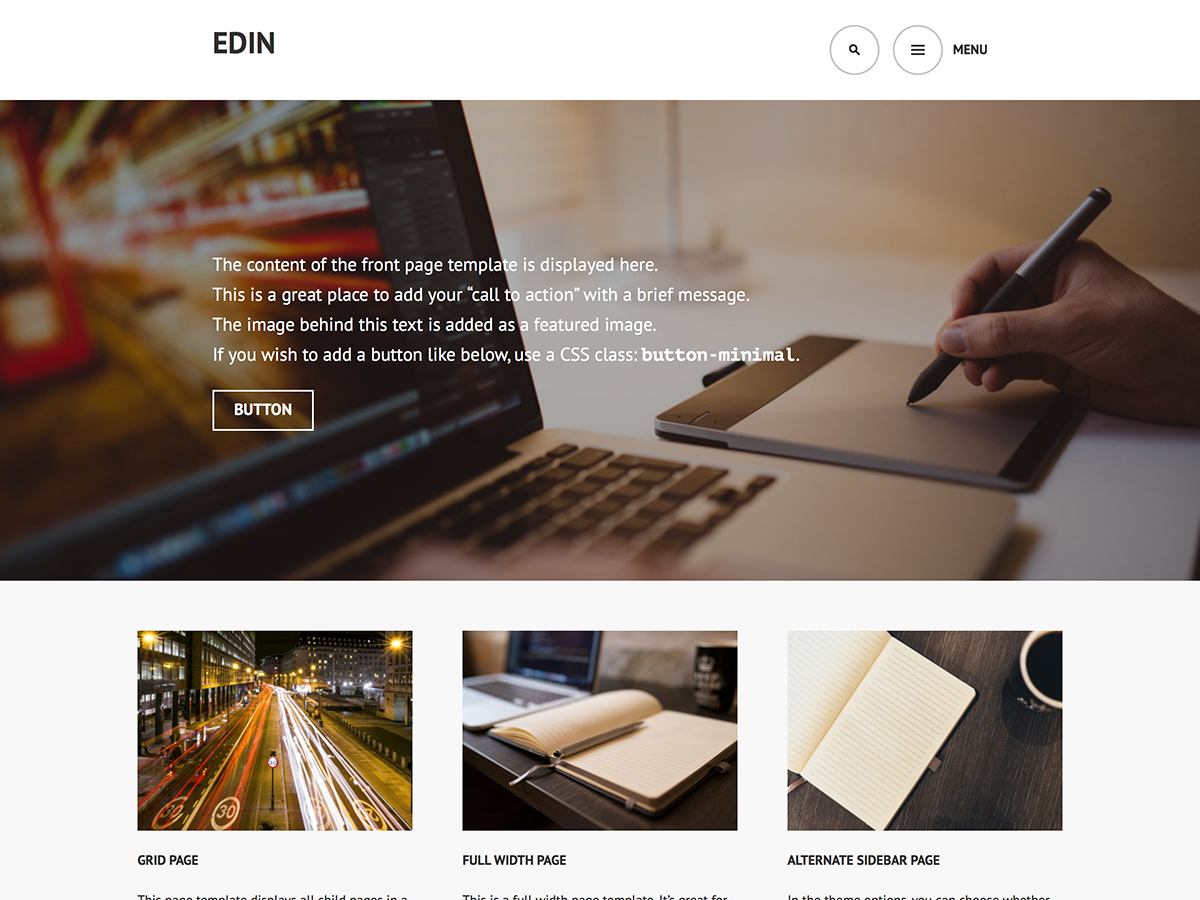 Top 30+ Best Free WordPress Business Themes in [sigma_current_year] 27