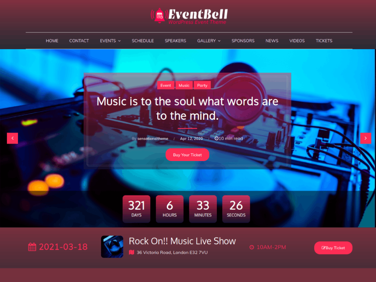 EventBell