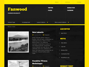 Fanwood screenshot