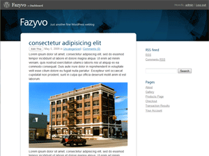Fazyvo screenshot