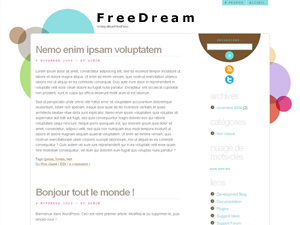 FreeDream screenshot