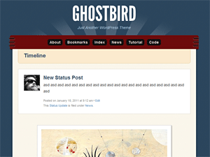 Ghostbird screenshot