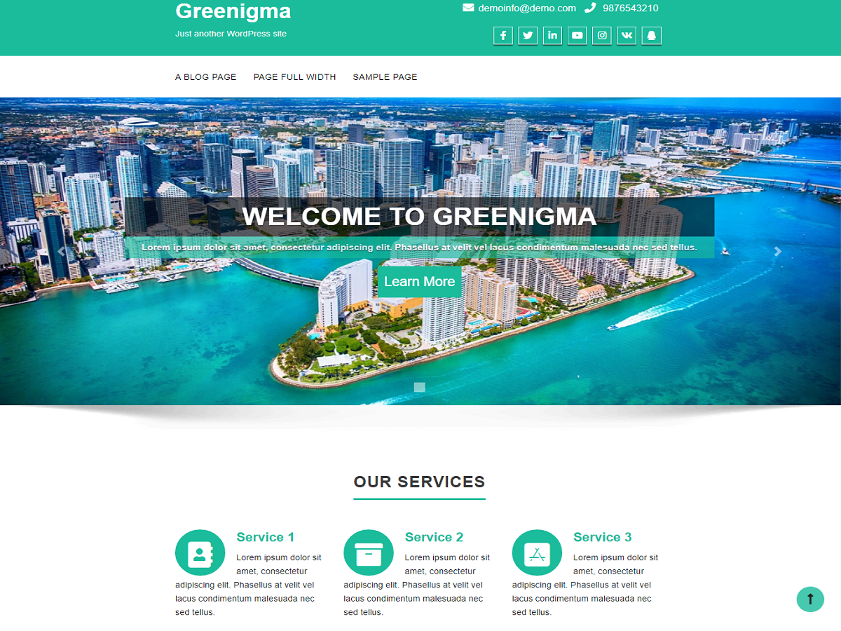 Greenigma screenshot