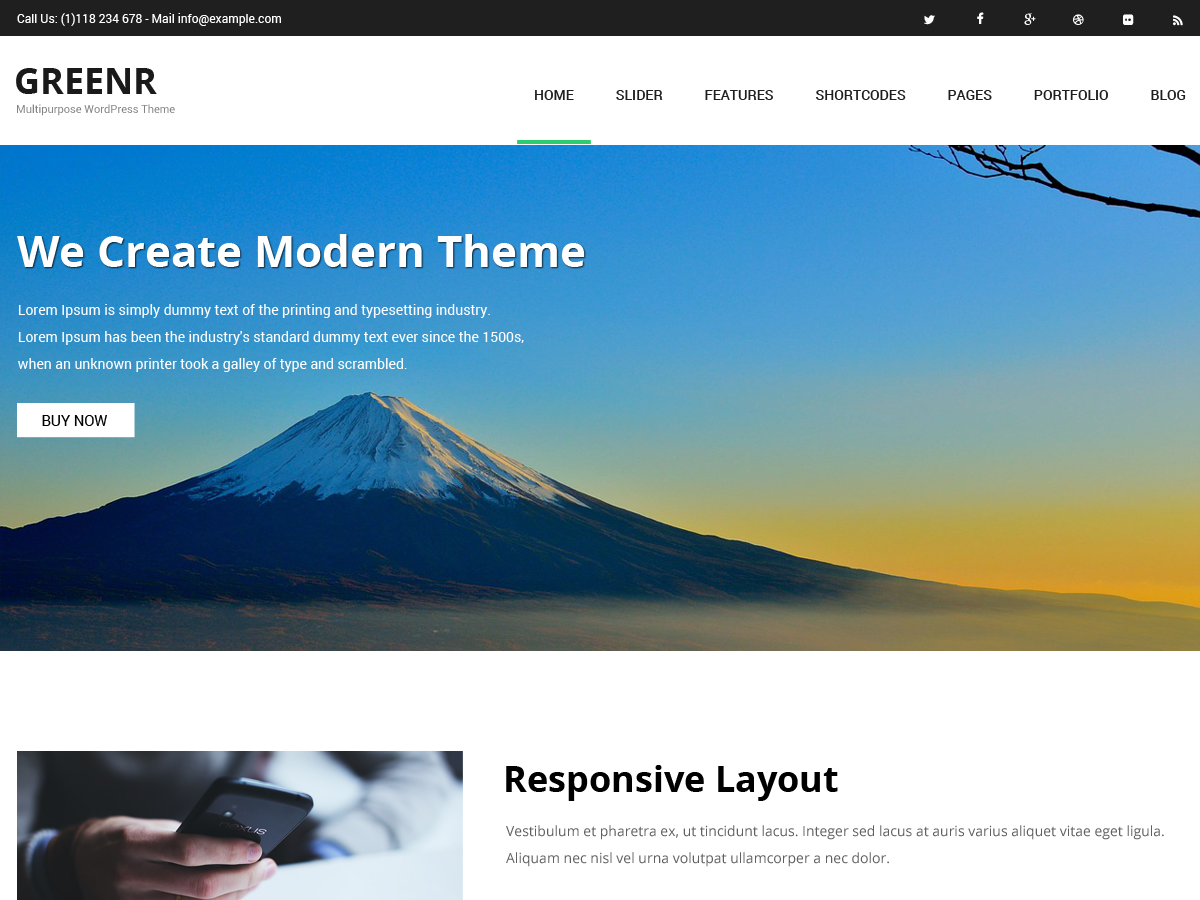 17+ Best Free Nature Inspired WordPress Themes [sigma_current_year] 17