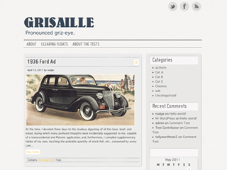 Grisaille screenshot