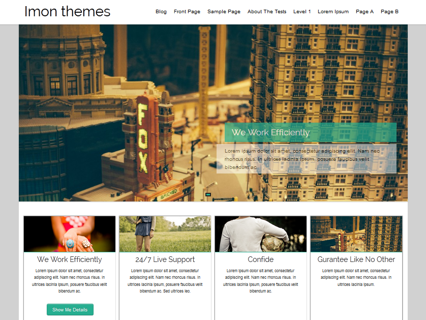 20+ Free and Clean WordPress Themes for Businesses and Blogs [sigma_current_year] 4