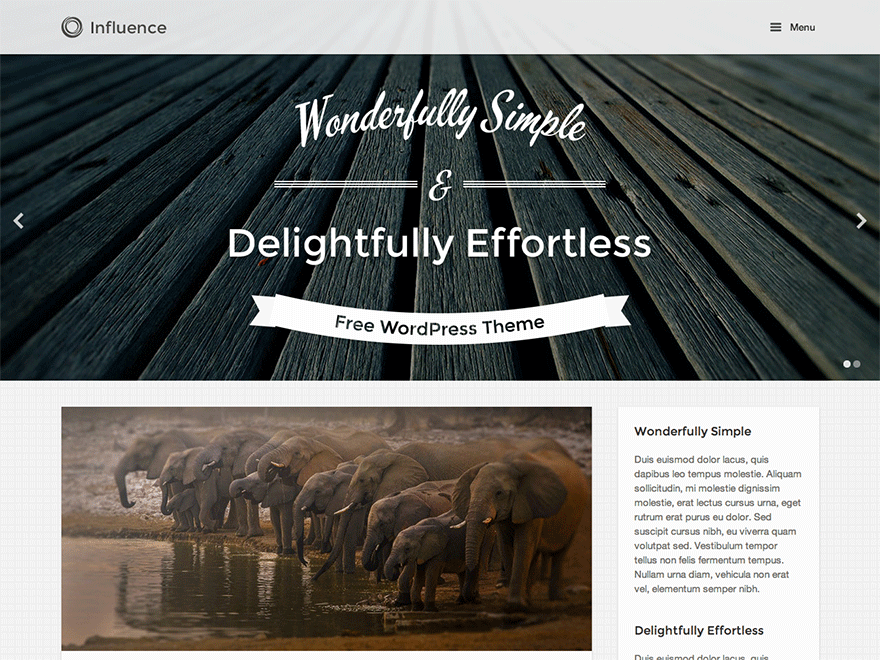 22+ Free WordPress Travel Themes for Travel Blogs and Agencies [sigma_current_year] 21