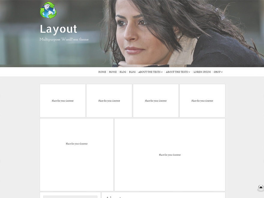 Layout Builder