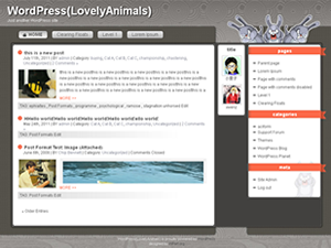 LovelyAnimals screenshot