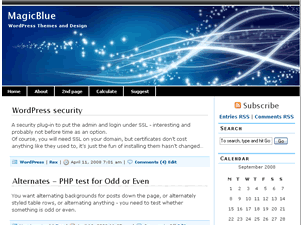 magicblue screenshot