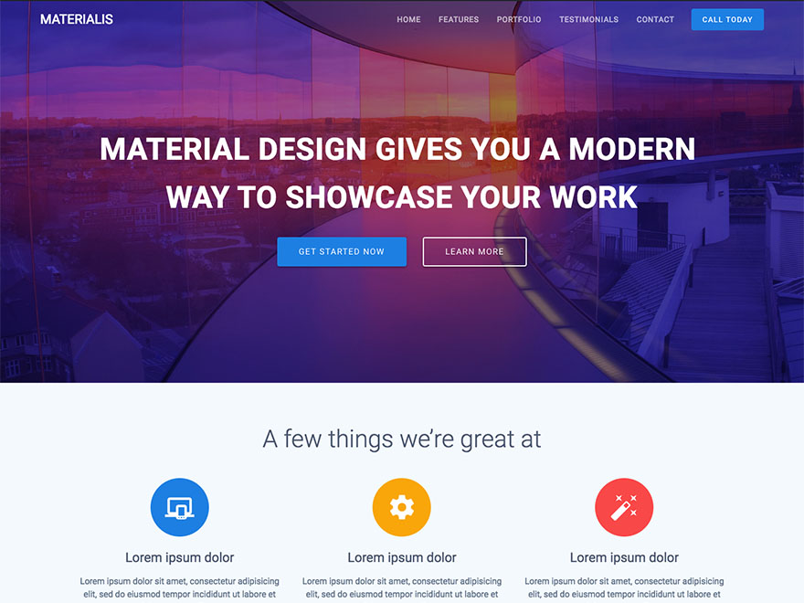 Top 35+ Free Bootstrap WordPress Themes [sigma_current_year] 29