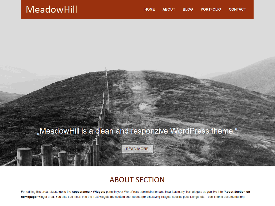 MeadowHill screenshot